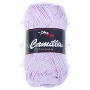 Příze Camilla, 8050, fialová světlá