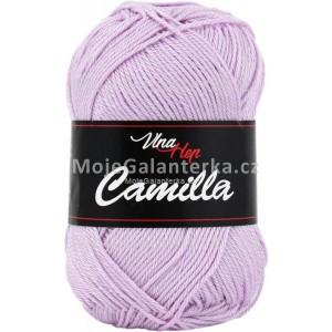 Příze Camilla, 8051, světle fialová