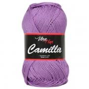 Příze Camilla 8055, fialová