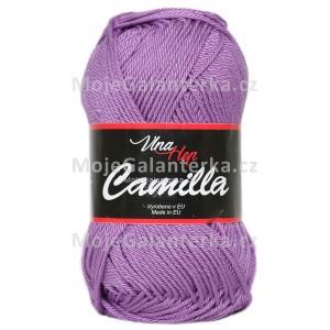 Příze Camilla, 8055, fialová