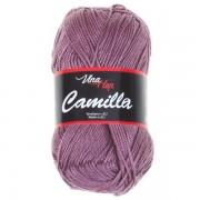 Příze Camilla, 8077, starofialová