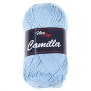Příze Camilla, 8080, světle modrá