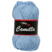 Příze Camilla 8085, modrá
