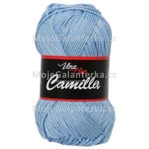 Příze Camilla, 8085, modrá