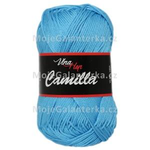 Příze Camilla, 8094, modrá