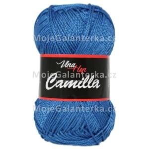 Příze Camilla, 8098, tmavě modrá