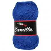 Příze Camilla 8112, královská modrá