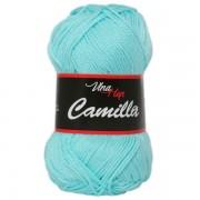 Příze Camilla 8122, tyrkysová světlá