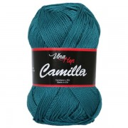 Příze Camilla 8132, petrol