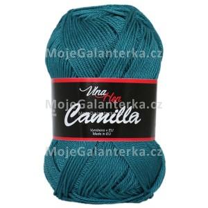 Příze Camilla, 8132, petrol