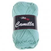 Příze Camilla, 8134, světlá mátová