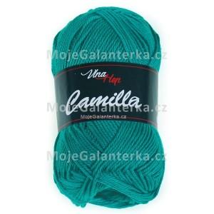 Příze Camilla, 8139, smaragdová