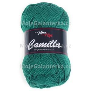 Příze Camilla, 8142, zelená