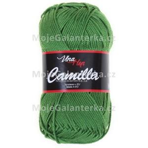 Příze Camilla, 8156, trávově zelená