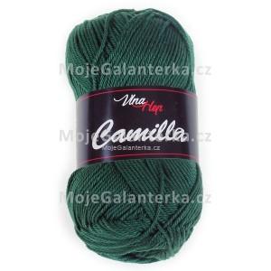 Příze Camilla, 8157, lesní zelená