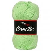 Příze Camilla 8158, zelená světlá