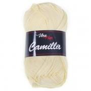 Příze Camilla, 8176, vanilková