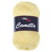 Příze Camilla, 8177, žlutá