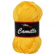 Příze Camilla, 8180, žlutá