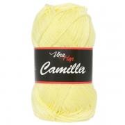 Příze Camilla, 8183, světle žlutá