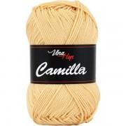 Příze Camilla, 8191, světle okrová