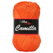 Příze Camilla, 8194, oranžová