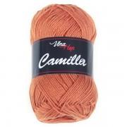Příze Camilla, 8199, rezavá