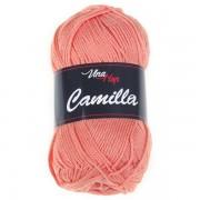 Příze Camilla, 8201, světle oranžová