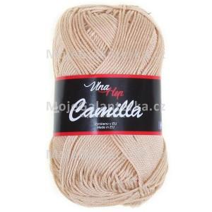 Příze Camilla, 8208, béžová