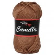 Příze Camilla 8218, hnědá