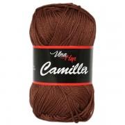 Příze Camilla, 8220, hnědá