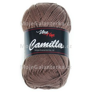 Příze Camilla, 8226, kávová