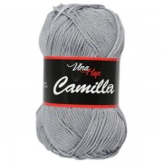 Příze Camilla 8232, šedá