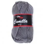Příze Camilla, 8235, tmavě šedá