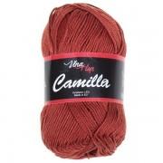 Příze Camilla 8238, rezavá