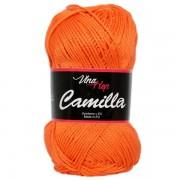 Příze Camilla, 8301, oranžová