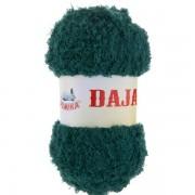 Příze Daja, 81, tmavě zelená