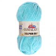 Příze Dolphin Baby 80315, tyrkysová (modrá)