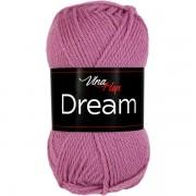 Příze Dream, 6413, starofialová