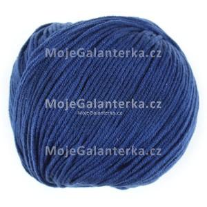 Příze Etrofil Jeans, 020, námořnická modř