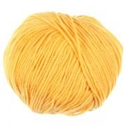 Příze Etrofil Jeans, 029, sytě žlutá
