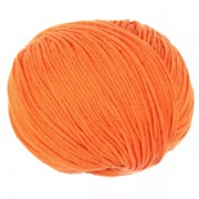 Příze Etrofil Jeans, 030, oranžová