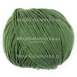 Příze Etrofil Jeans, 040, zelená