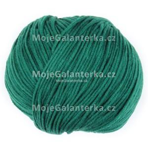 Příze Etrofil Jeans, 041, trávově zelená