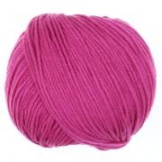Příze Etrofil Jeans, 049, tmavě růžová