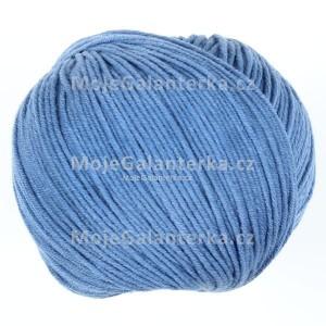 Příze Etrofil Jeans, 051, modrá