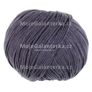 Příze Etrofil Jeans, 067, tmavě šedá