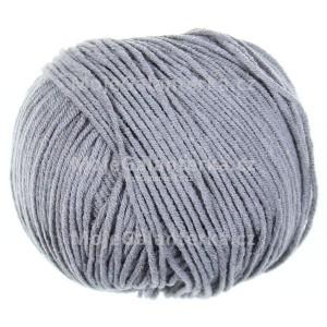 Příze Etrofil Jeans, 068, šedá