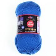 Příze Everyday, 70016, modrá