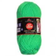 Příze Everyday, 70050, zelená neon